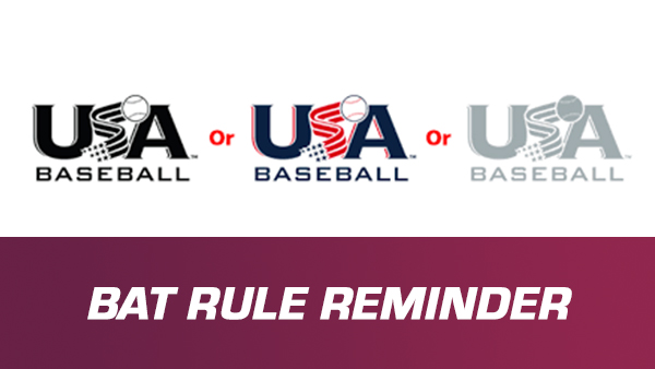 Bat Rule Reminder