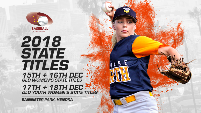 Women + Youth Women's State Titles 2018