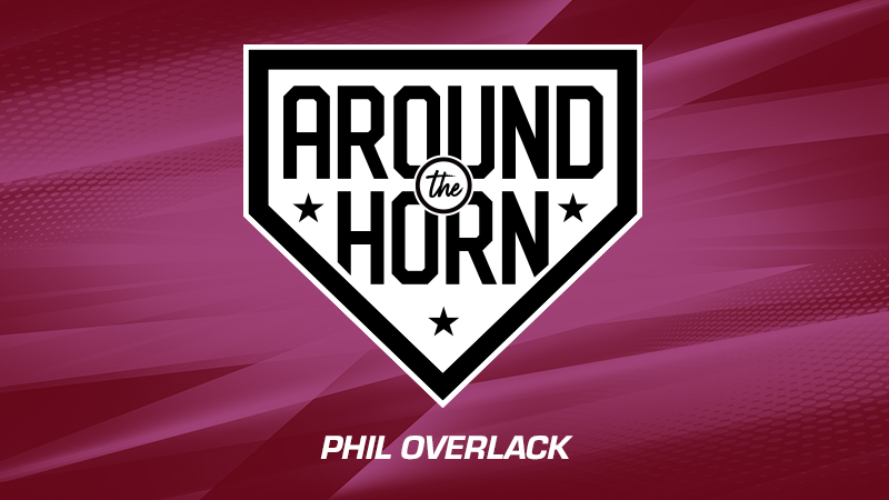 Around The Horn: Phil Overlack