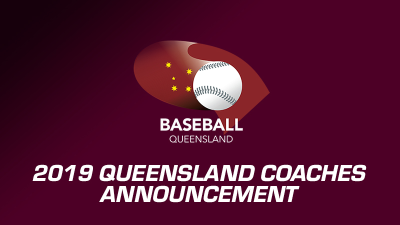 2019 Queensland Coaches Announced for Nationals