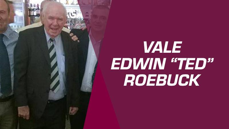 "Vale Edwin ""Ted"" Roebuck"