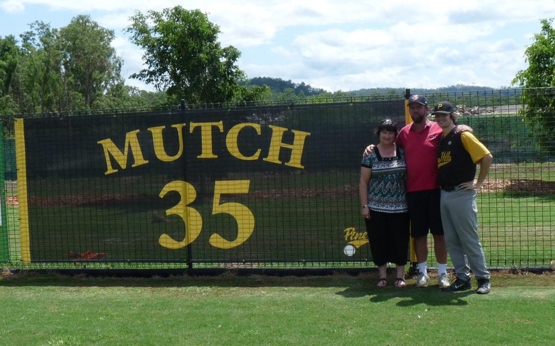 Paul Mutch Cup
