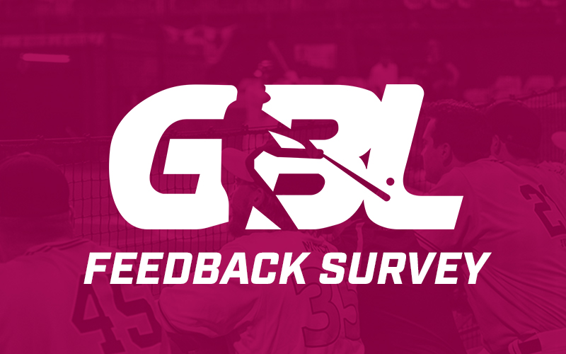 GBL – Junior Baseball Competition Survey Results