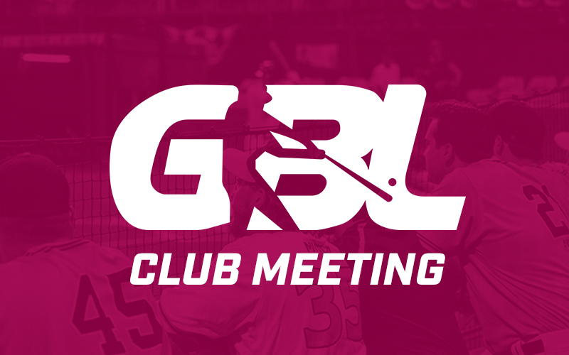 Updated date of GBL Club Meeting