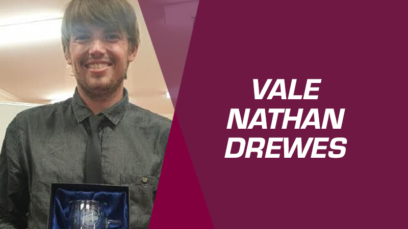 VALE Nathan Drewes