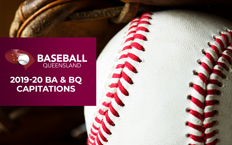 2019 / 20 BA and BQ Capitations