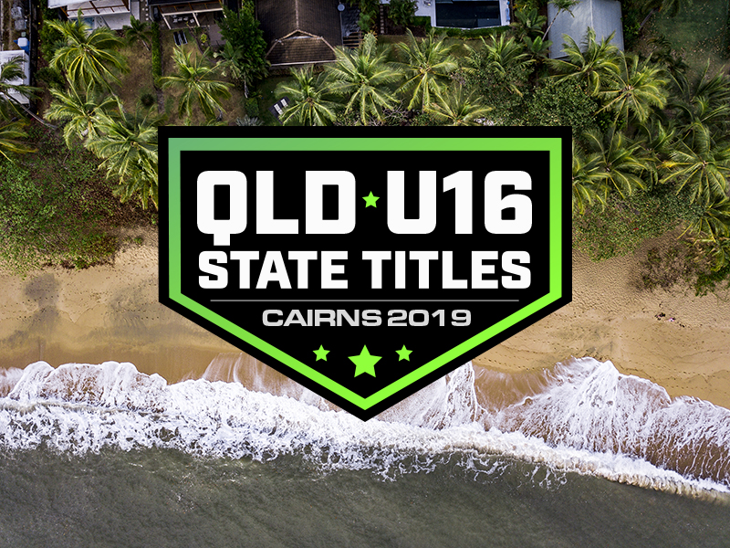 Cairns to play host to U16 Baseball State Titles