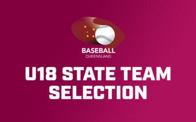 U18 State Team Selection