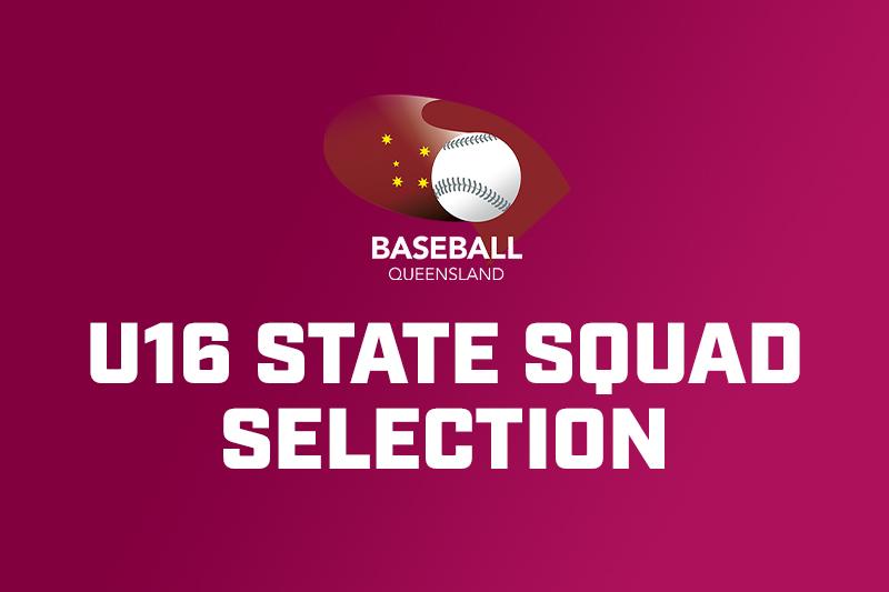U16 State Squad Selection