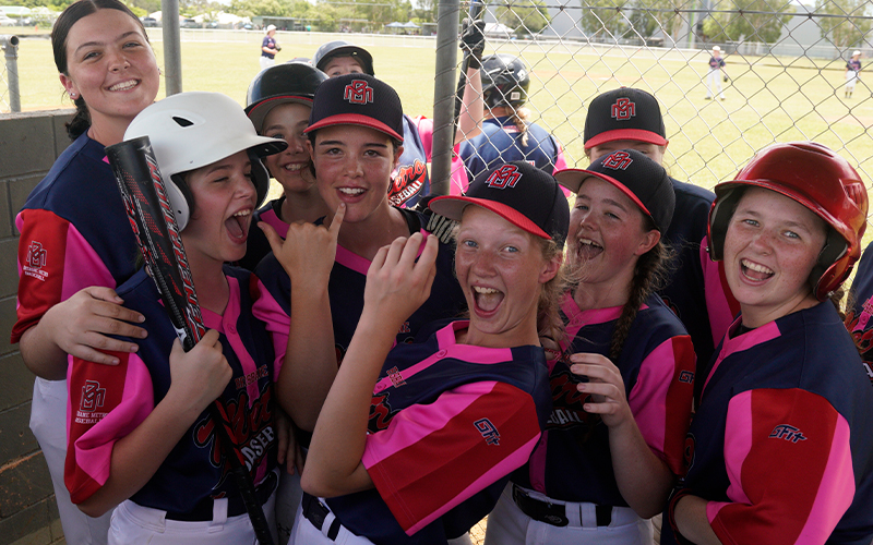 Queensland Women's, Youth Women and Little League Girls State Titles Information