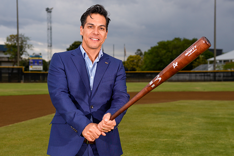 Baseball Queensland CEO, Paul Gonzalez, Nominated for State Award.