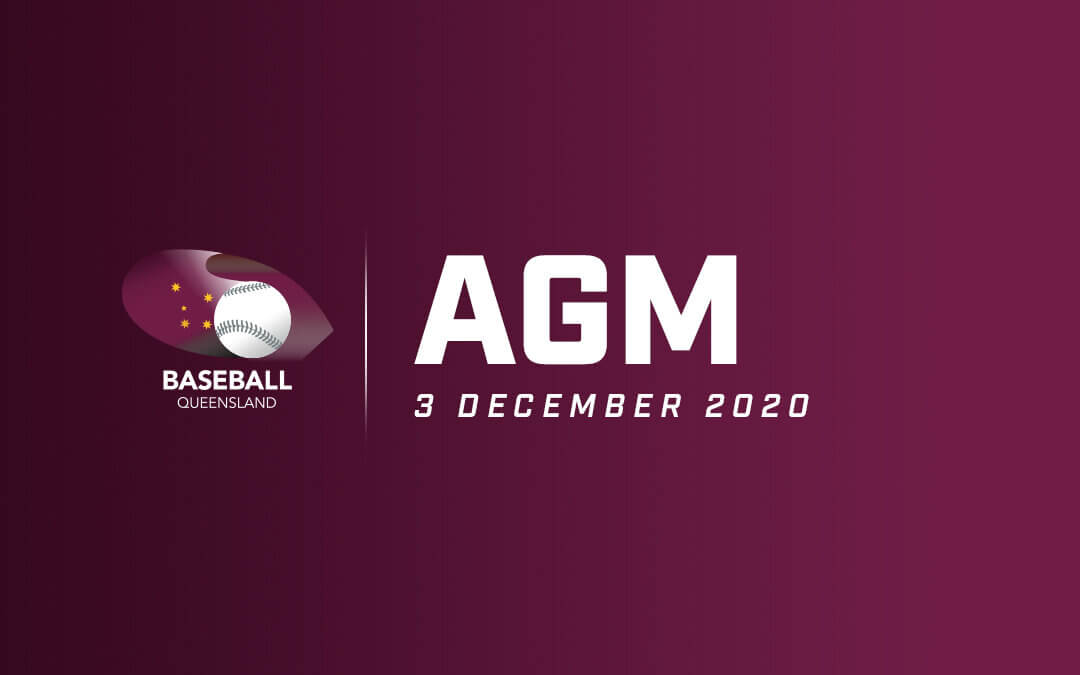 Notice of Baseball Queensland AGM