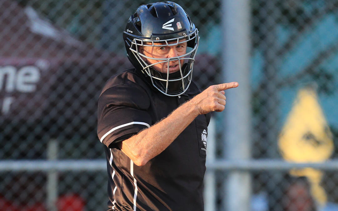 Accreditation of Umpires